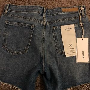 NEW WITH TAGS GRLFRIEND Jean shorts